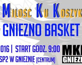 SP2 MKK Gniezno Basketball Cup 14.05.2016 zapowiedź