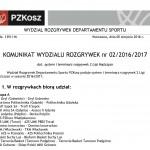 Komunikat WR nr 02_2016_2017_terminarz 2LM MKK GNIEZNO_Strona_01www