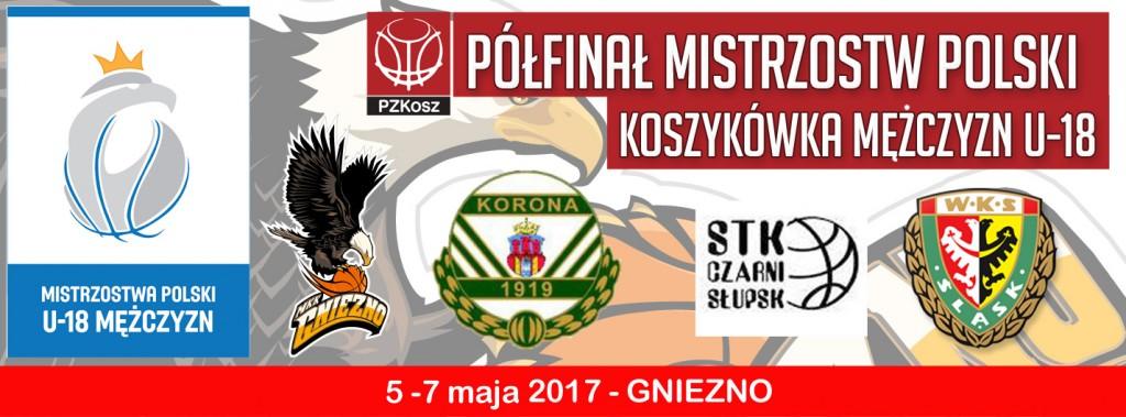 Wydarzenie FB 2017_05_05-07 Polfinal Mistrzostw Polski mecze w Gnieżnie