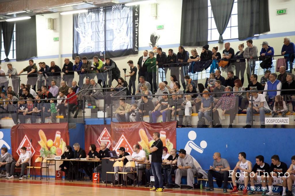 Półfinał Mistrzostw polski koszykówka mężczyzn U18