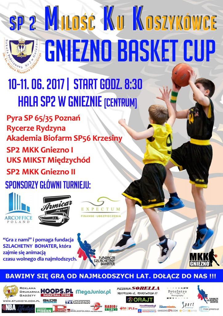 Turniej SP2 MKK Gniezno Basketball Cup 10.05.2017 vol_2www