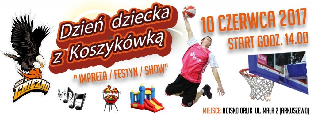 Wydarzenie FB Majówka Koszykówka 2017