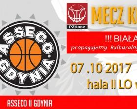 3 kolejka Wydarzenie FB Sklep Polski MKK GNIEZNO-Asseco II Gdynia 2017_10_07