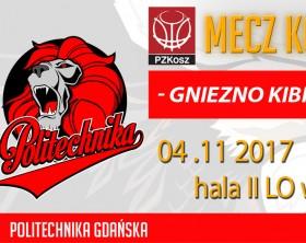8 kolejka Wydarzenie FB Sklep Polski MKK GNIEZNO-Politechnika Gdanska 2017_11_04