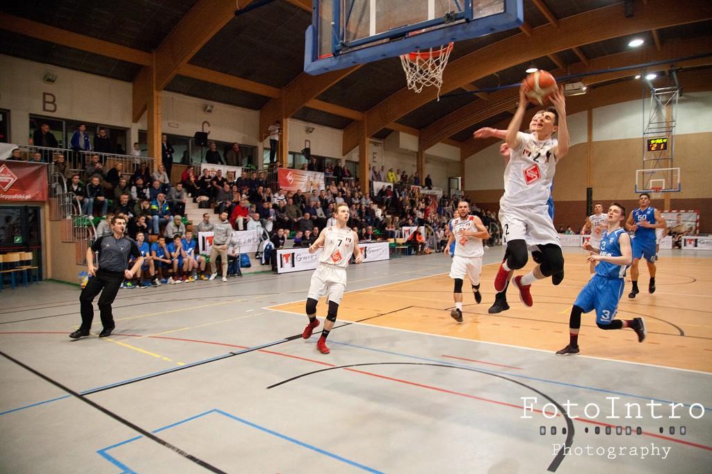 2017_11_18 Sklep Polski MKK Gniezno - Biofarm Basket Suchy Las _54