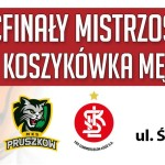Cwiercfinaly Mistrzostw Polski U20 mecze w Gnieżnie