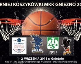 WydarzenieTurniej 2018 turniej MKK GNIEZNO