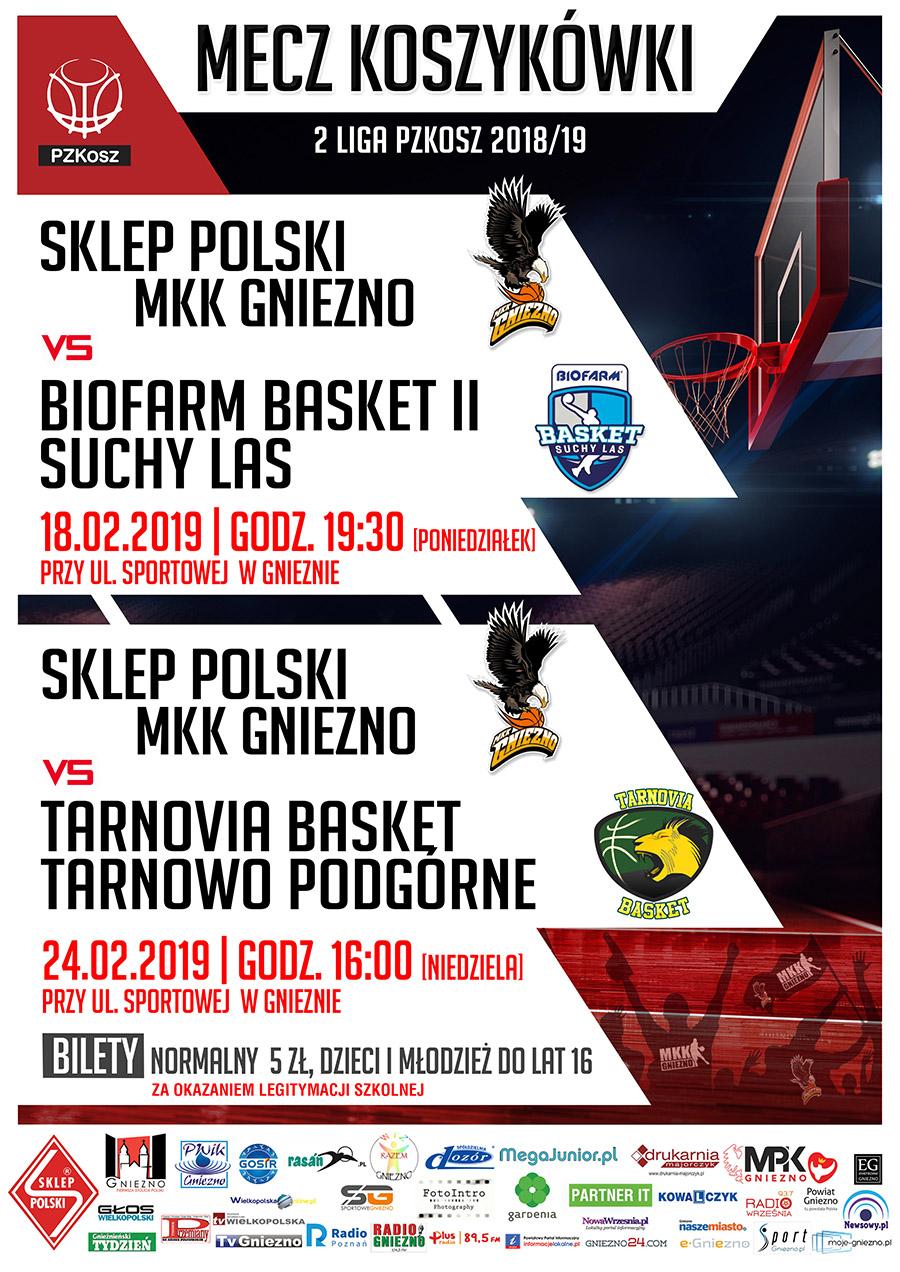 plakat SP MKK Gniezno- Biofarm-Tarnovia www