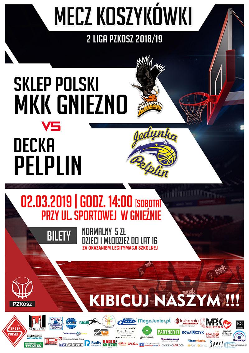 2019_03_02 plakat SP MKK Gniezno- Pelplin www
